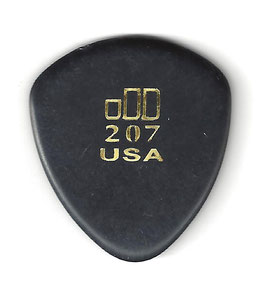 Dunlop Jazztone, Large Round Tip Plektrum ( 207 )
