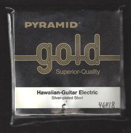 Pyramid Gold Hawaiian Gitarre Saiten (Art.Nr.464/8)