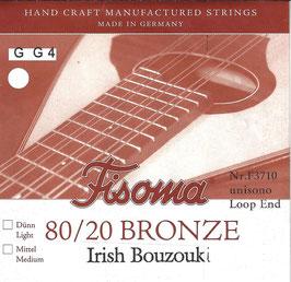Lenzner Irish Bouzouki Saiten Set. F 3720
