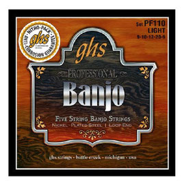 GHS 5-String Banjo ( Set PF110 )