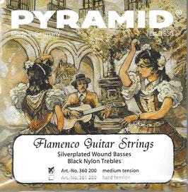 Pyramid Flamenco Gitarre, normale Spannung (Art.Nr. 360 200)