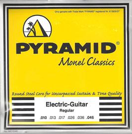 """Pyramid """" Monel Classics """" Regular, .010 - .046 (Art.Nr. MO1046)"""