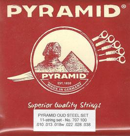 Pyramid Oud Steel Saiten 11 Saitig