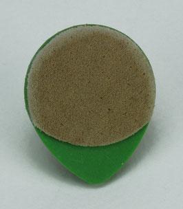 Dunlop Tortex Tear Drop Plektrum 088 mm Wildleder Grifffläche