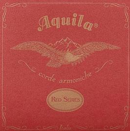 Aquila Sopran Ukulele Red Series 84 U