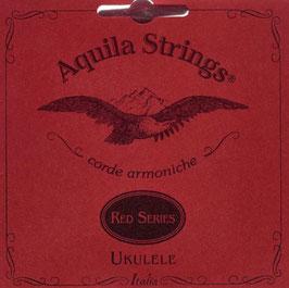 Aquila Baritone Ukulele Saiten Red Series Set 89U
