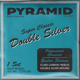 "Pyramid Super Classic ""Double Silver"" (Art.Nr. C370 200)"