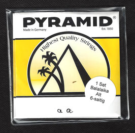 Pyramid Alt Balalaika Strings (Art.Nr.681/6)