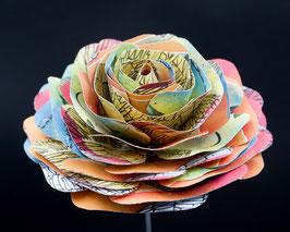 Papierrose ( Farbe  G6 )