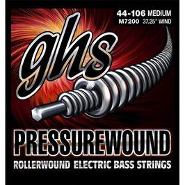 GHS Pressurewound .044-.106, Light  (M7200)