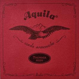 Aquila Thunder Reds Ukulele Bass (Set 91U)