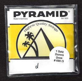 Pyramid Bass Domra Saiten (Art.Nr.690/3)