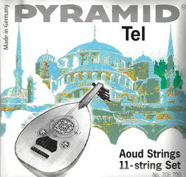 Pyramid Aoud Strings Türkische Aoud (Art.Nr. 706 200)
