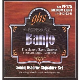 GHS 5-String Banjo ( Set PF175 )