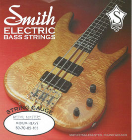 Ken Smith Metal Masters Medium-Heavy 050-105 AA-MM-MH