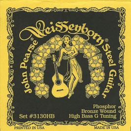 John Pearse Hawaiian Lap Steel Guitar G Tuning 015-052 3130HB