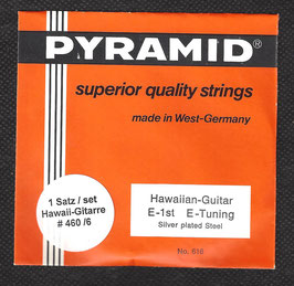 Pyramid Hawaiian Gitarre Saiten (Art.Nr.460/6)