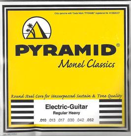 """Pyramid """" Monel Classics """" Regular Heavy, .010 - .048 (Art.Nr. MO1052)"""