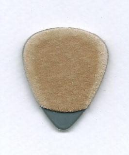 Dunlop Nylon Standart  .88 mm, mit Wildleder Grifffläche.