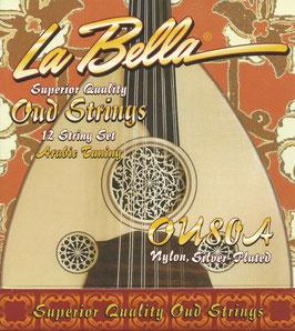 La Bella 12 Saiten Oud Arabic Tuning OU80A