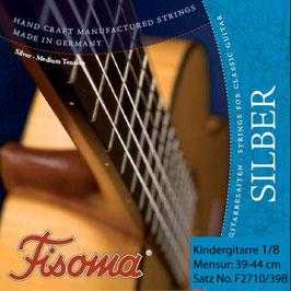"""Lenzner Kindergitarre """"Fisoma"""" Satz No. F2710/39 B (1/8)"""