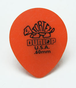 Dunlop Tortex Tear Drop Plektrum 0.60 mm
