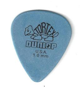 Dunlop Tortex Standart Plektrum 1.00 mm