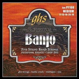 GHS 5-String Banjo ( Set PF160 )