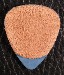 Dunlop Tortex Standart Geissenleder 1.00 mm