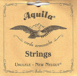 Aquila Konzert Ukulele Saiten Low G Tuning 8 U