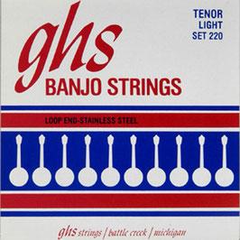 GHS Tenor Banjo ( Set 220 )