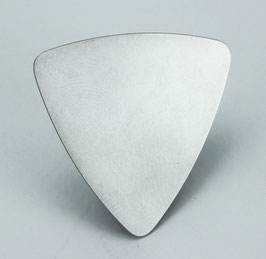 Dunlop Stainless Steel Elliptical Triangle .20 Plektrum