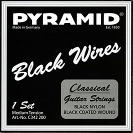 PYRAMID Black Wires ( Art. C342 200)