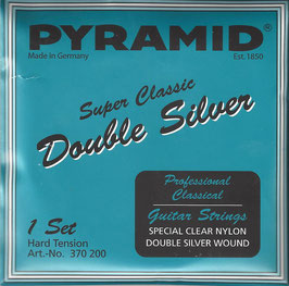 "Pyramid Super Classic ""Double Silver"" (Art.Nr. 370 200)"