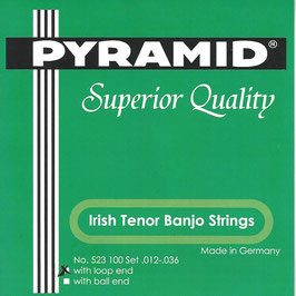 Pyramid Irish Tenor Banjo Loop End Set.523 100