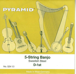 Pyramid 5-String Banjo (Art.Nr 524 100)