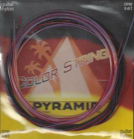 Pyramid Color Schülergitarre Saiten (Art.Nr.4 C341 200)
