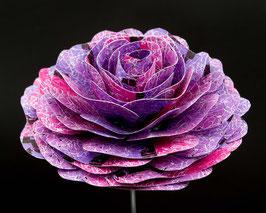 Papierrose ( Farbe  B10 )