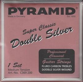 "Pyramid Super Classic ""Double Silver"" (Art.Nr. C369 200)"