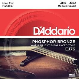 D'Addario Mandola 8-String (EJ76)
