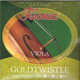 "Lenzner ""Goldtwistle "" Viola Saiten"