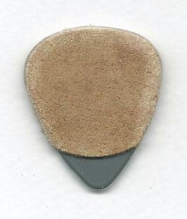 Dunlop Nylon Standart  .73 mm, mit Wildleder Grifffläche.
