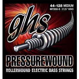 GHS Pressurewound  .044-.128, Light  (M7200-5) (BE 14)