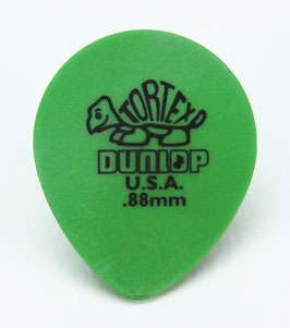 Dunlop Tortex Tear Drop Plektrum 0.88 mm