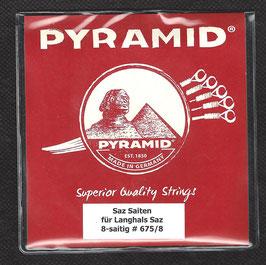 Pyramid Saz Saiten (Art.Nr.675/8)