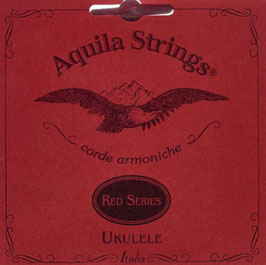Aquila Konzert Ukulele Saiten Red Series low G Tuning 86U