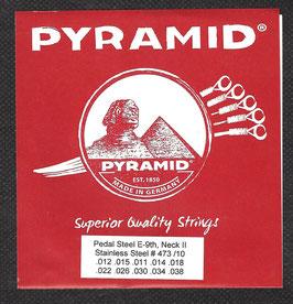 Pyramid Pedal Steel Gitarre Saiten ( Art.Nr.473/10)