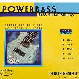Thomastik Power Bass (EB345) (Be14)