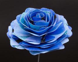 Papierrose ( Farbe  B7 )