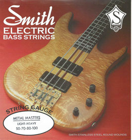 Ken Smith Metal Masters Light-Heavy 050-100 AA-MM-LH